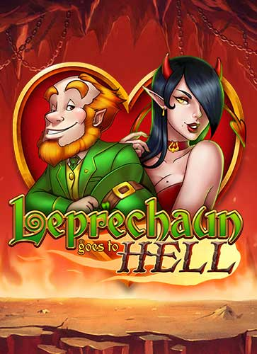 Jackpot Leprechaun goes to hell