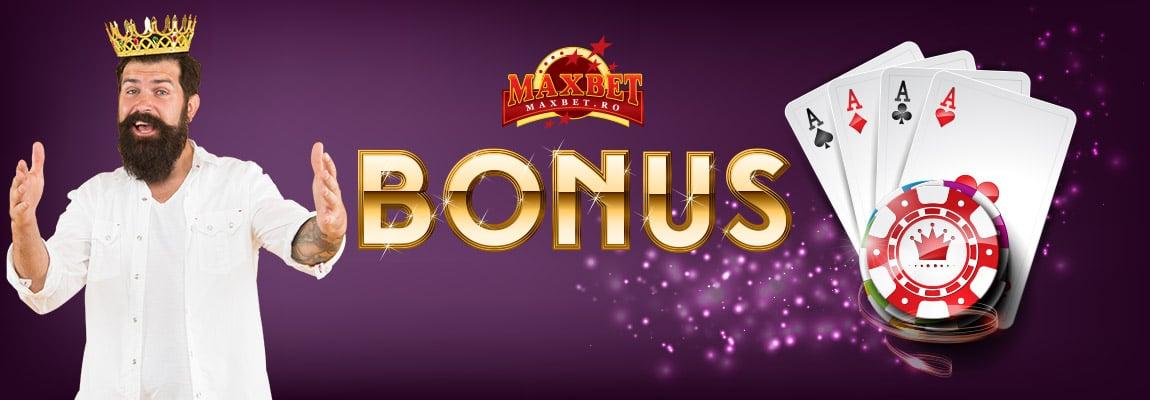 puncte maxbet si bonusuri