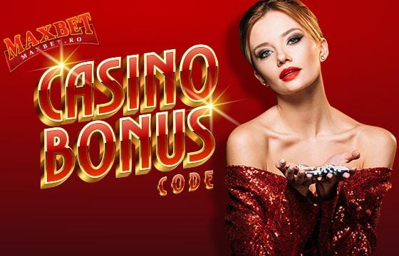 cod bonus maxbet casino