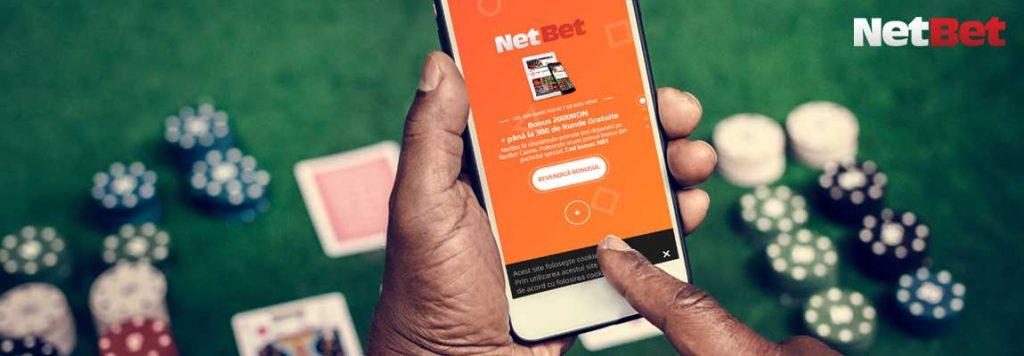 aplicatia Netbet