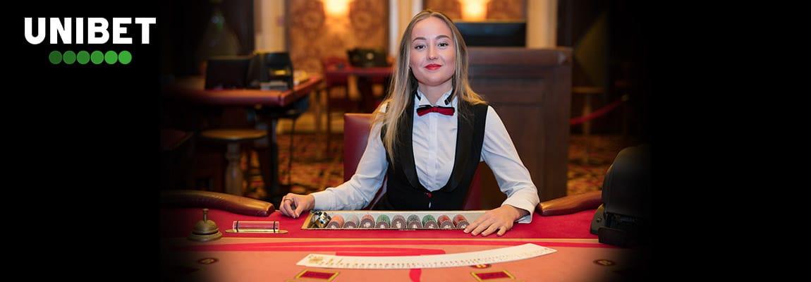 live casino unibet online