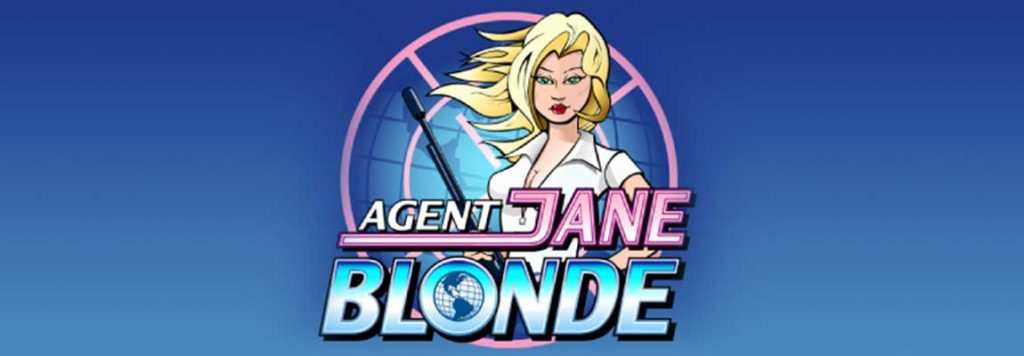 slot Agent Jane Blonde