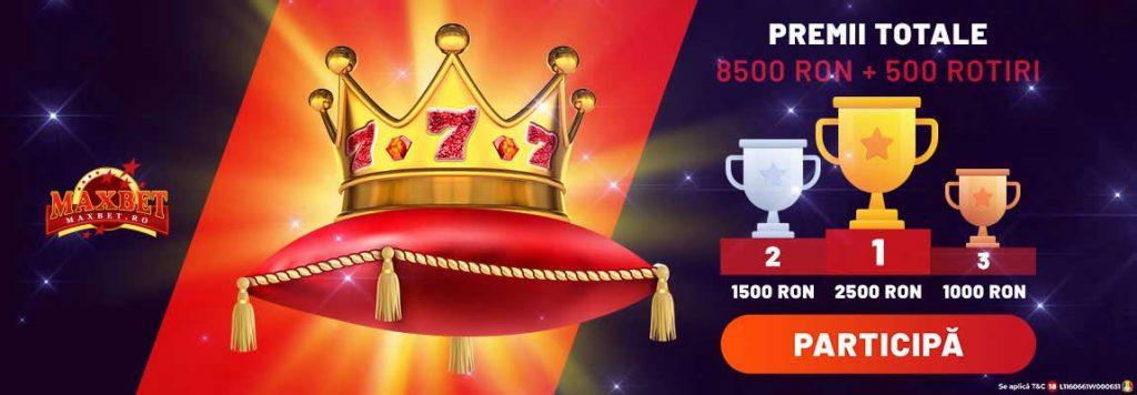 Maxbet turneu regele septarilor