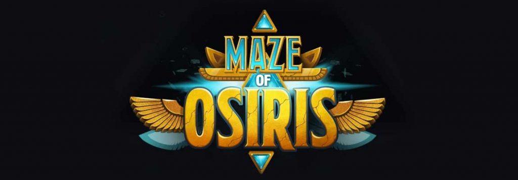 slot Maze of Osiris