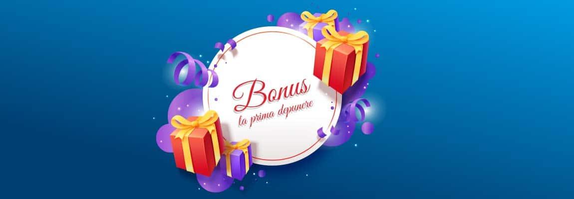 bonus pentru prima depunere minima vlad cazino