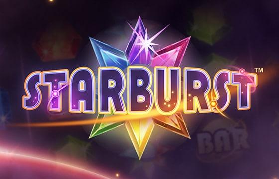 starburst netent online