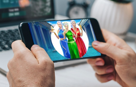 playtech online mobile