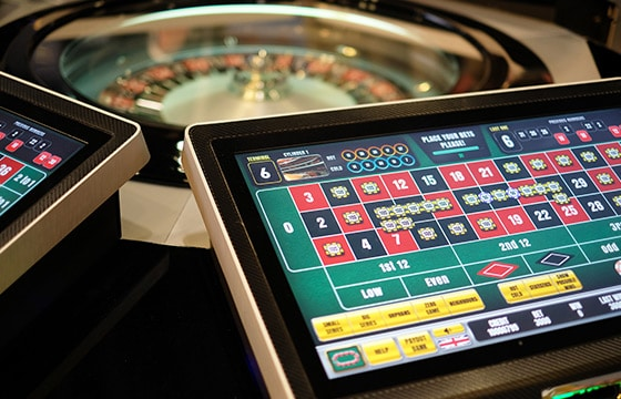 Ruletă progresivă la Betfair Casino
