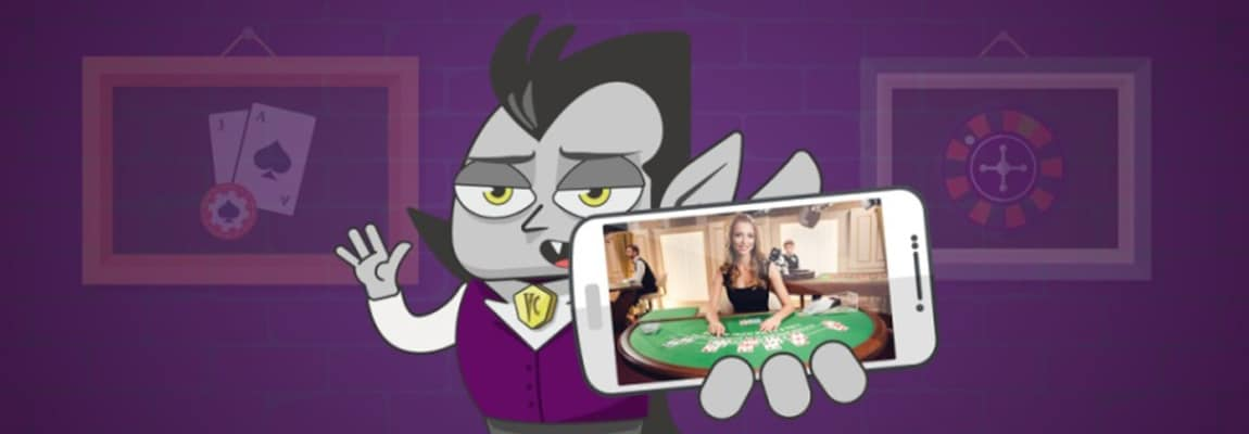 penawaran bonus di kasino live vlad