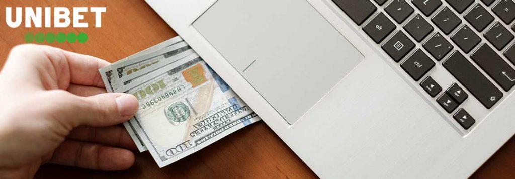 Modalități de plată retrageri Unibet
