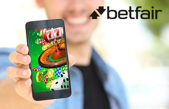 Avantaje Betfair mobile