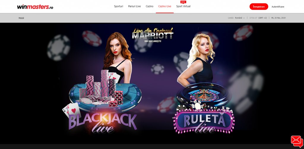 Live Winmasters Casino