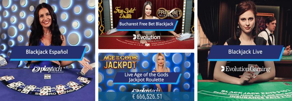 sportingbet experienta mese live jackpot