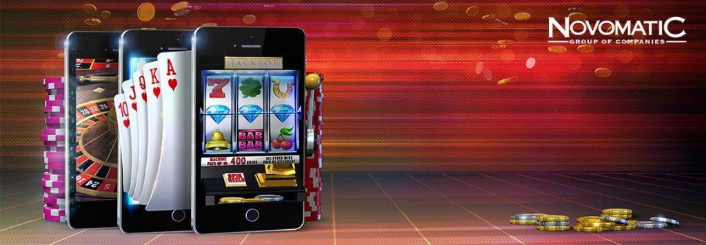 Pe Novamatic online te poți juca orice slot, oricând dorești
