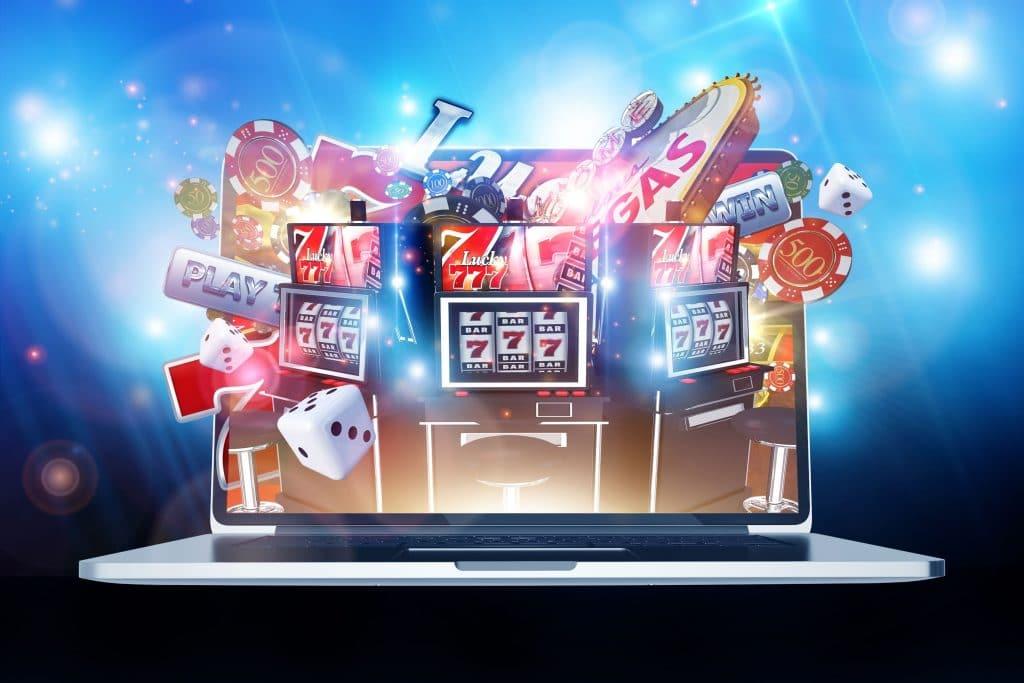 Selectarea jocurilor și cazinoului