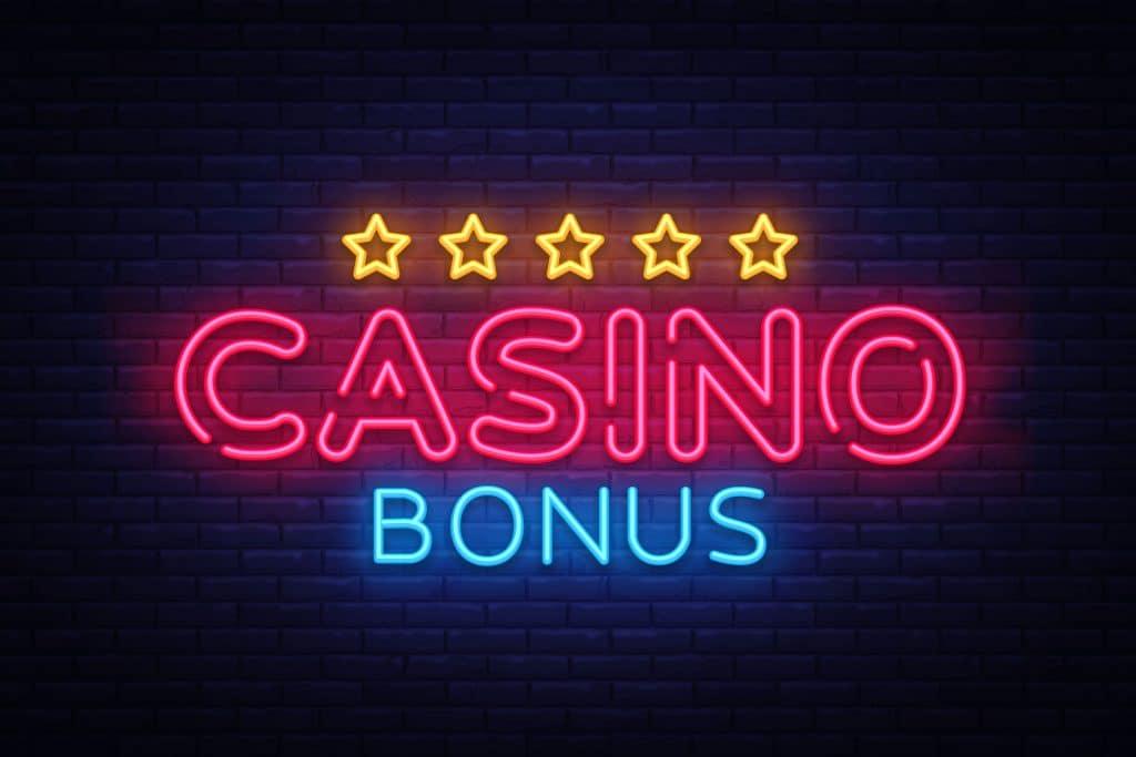 Casino bonus de bun venit