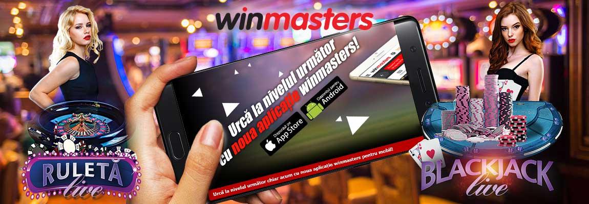 winmasters pe mobil