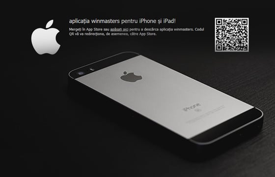 winmasters iOS mobile