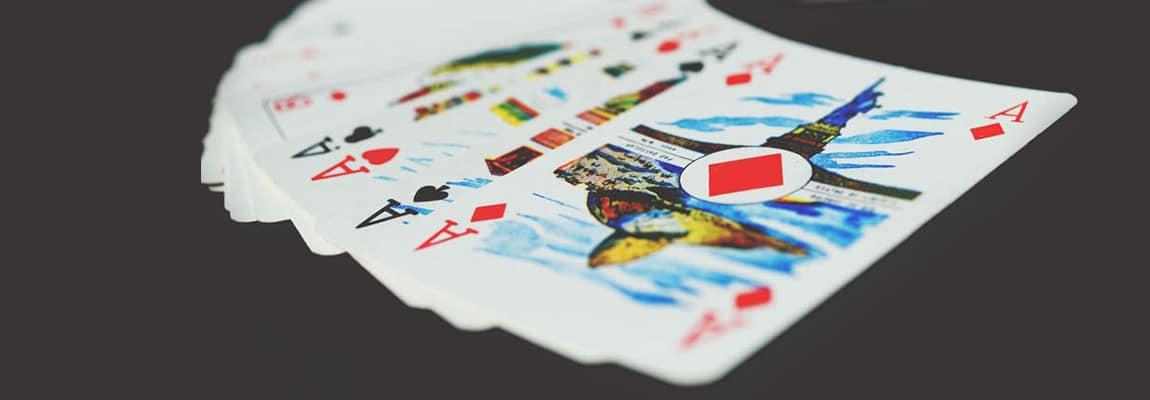 Di antara permainan kartu terbaik adalah tablet