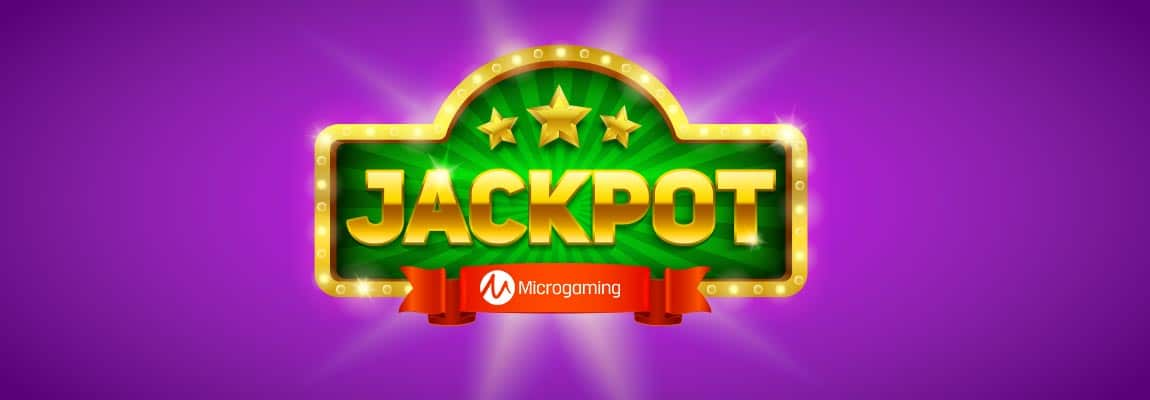 microgaming online jackpots
