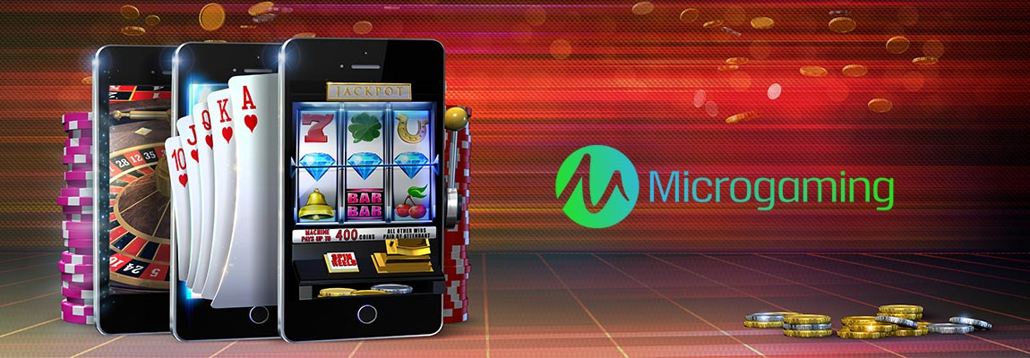microgaming online mobile