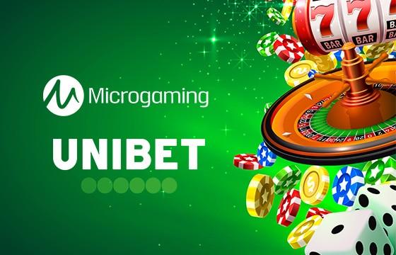 microgaming online unibet
