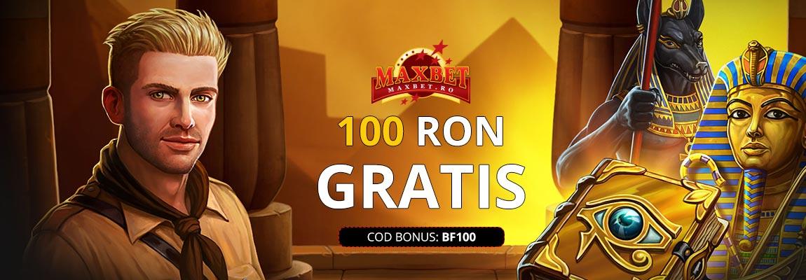 100 RON gratis BF Games