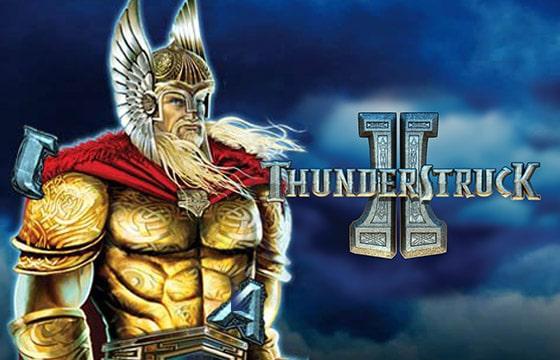 ThunderStruck II MicroGaming