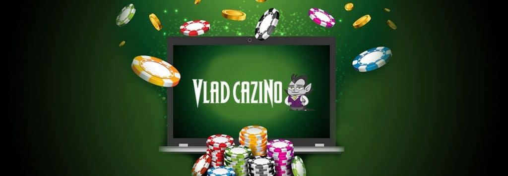 Vlad Cazino cu 101 rotiri gratis