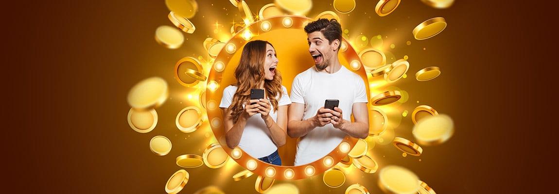 bonusuri bun venit pentru jocuri casino mobil