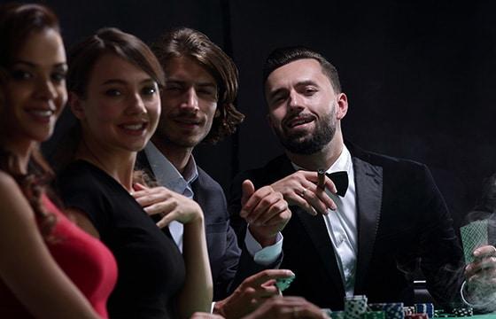 jucător de succes casino vip
