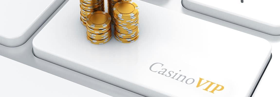 Secțiune specială Casino VIP