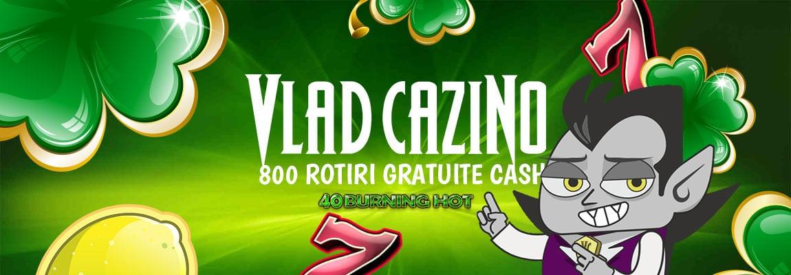 bonus 125% vlad cazino