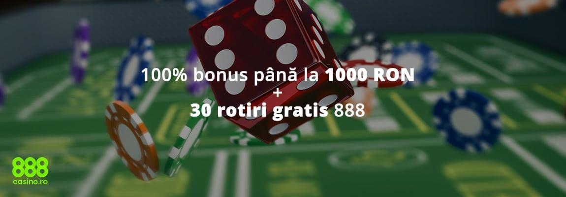 30 rotiri gratuite 888