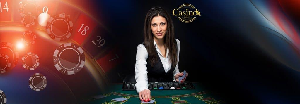 crupier la casino