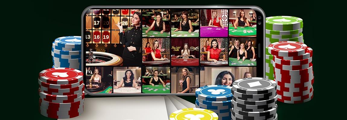 Joacă la Casino Live Maxbet de pe mobil