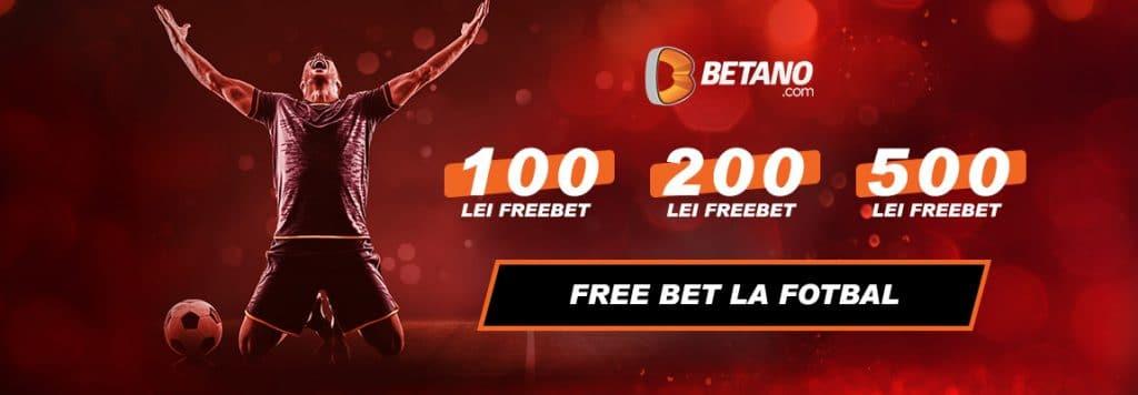 free-bet-la-fotbal