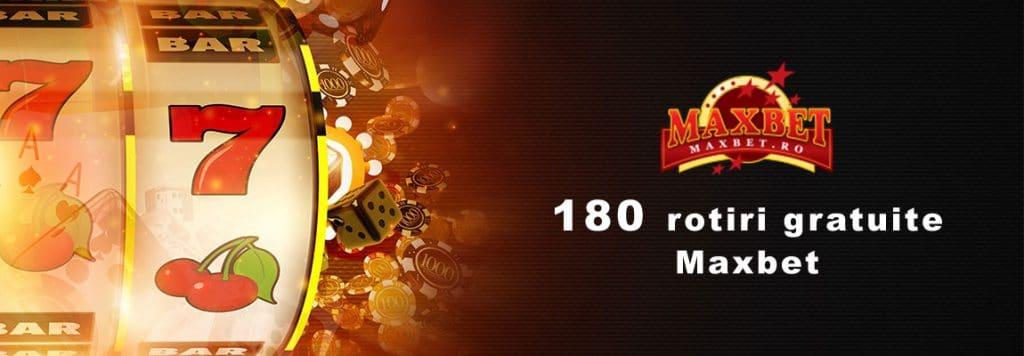 oferta specială Maxbet de vineri