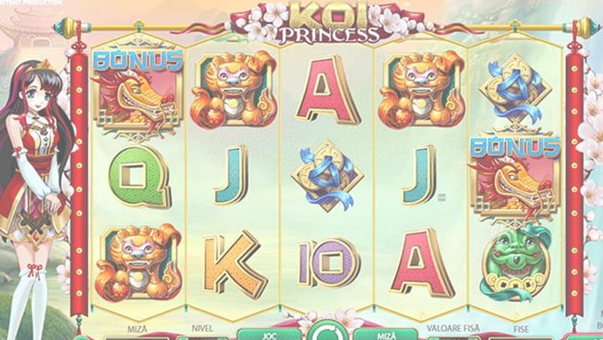 Slot Koi Princess