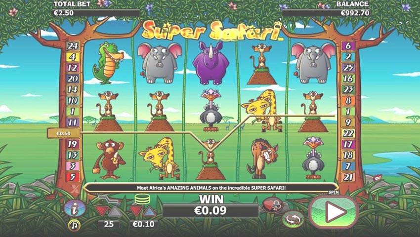 Slot Super Safari