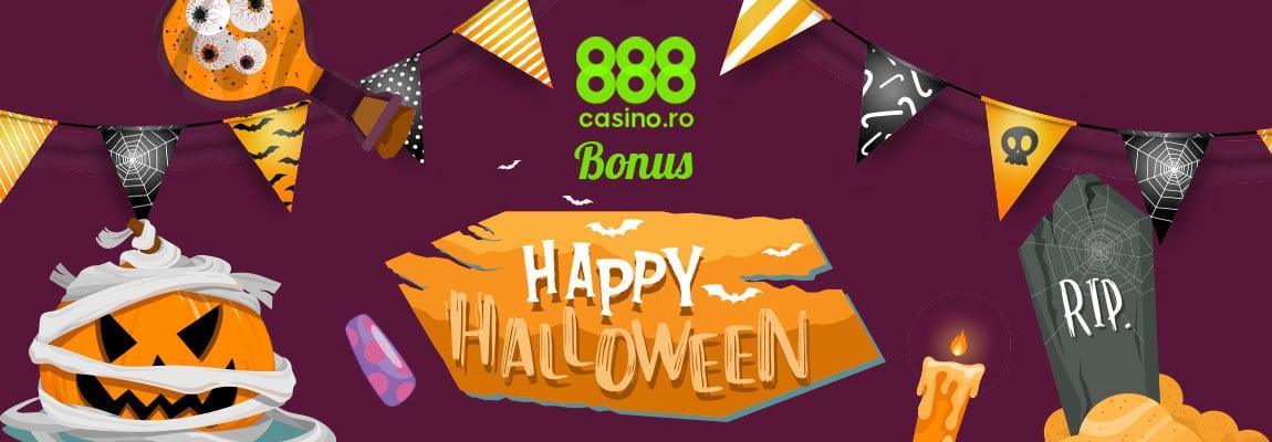cod promoție 888 Halloween