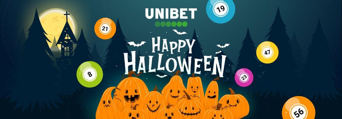 Promoție Unibet Halloween