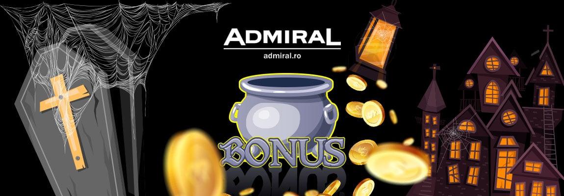 Oferta Admiral Halloween
