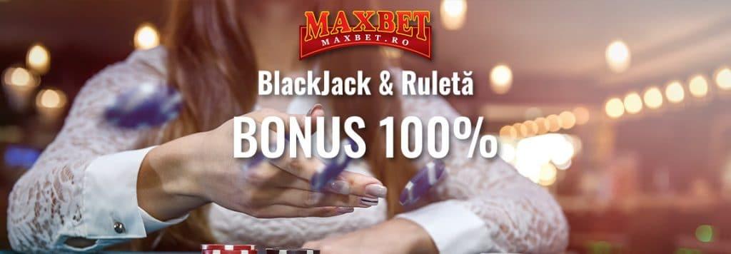 Maxbet ruletă Live