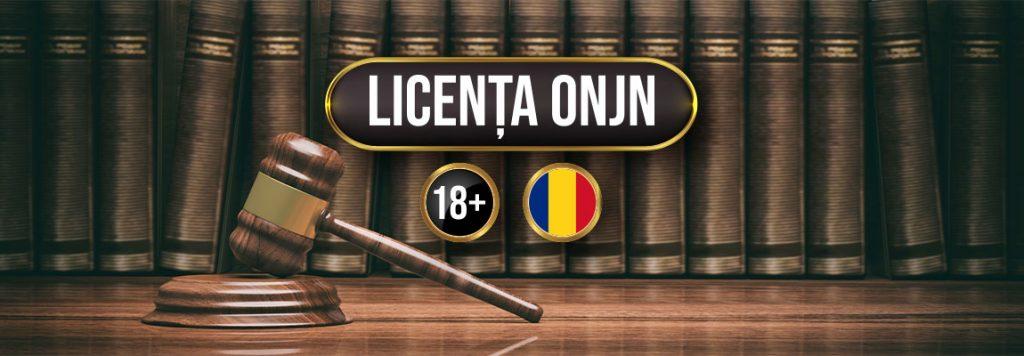licența ONJN