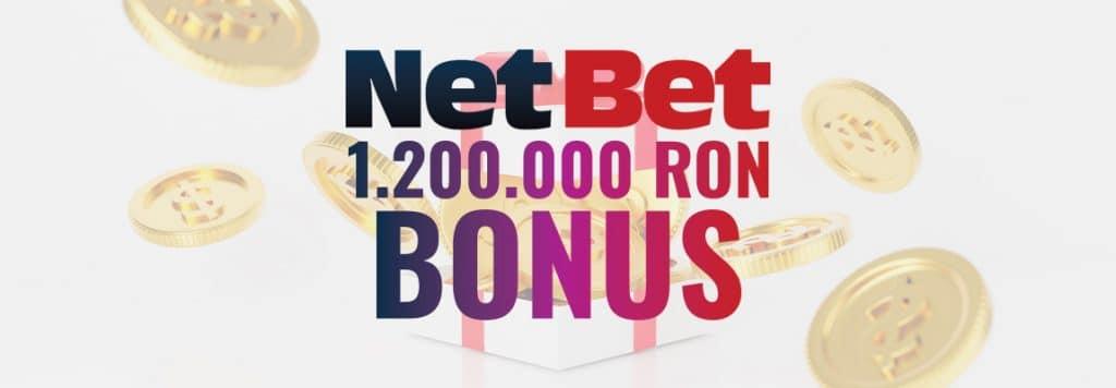 Netbet 1.200.000 RON