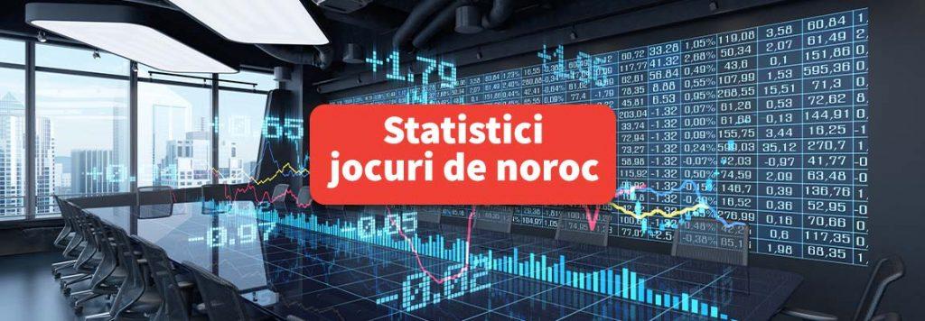 statistici jocuri de noroc