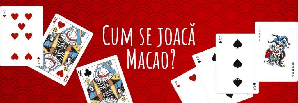 Cum se joacă Macao