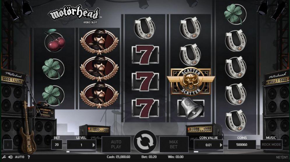Slot Motorhead