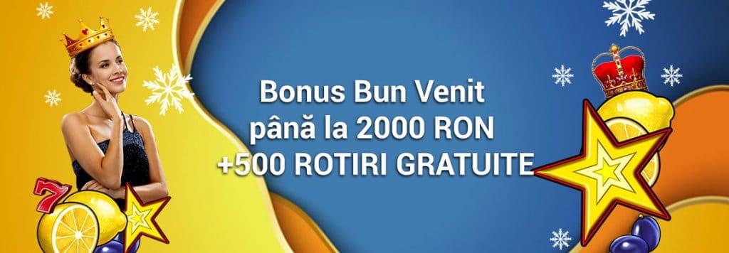 Winbet bonus de bun venit
